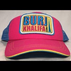 Nwt Burj khalifa dubai SnapBack hat org price $49